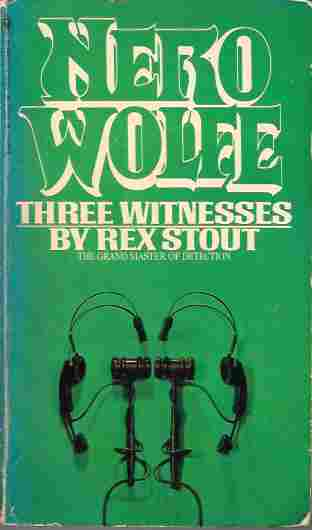 Image for Three Witnesses
