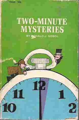 Image for Two-Minute Mysteries